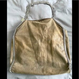 Large Falabella - Shaggy Deer' Faux Leather Tote
